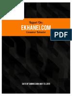 Report on Ekhanei.com