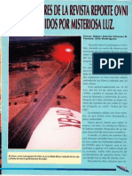 Investigadores de La Revista Reporte Ovni Fueron Seguidos Por Misteriosa Luz. R-080 Nº040 Reporte Ovni - Vicufo2