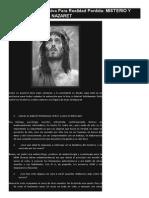 LA REALIDAD PERDIDA_ Entrevista en Exclusiva Para Realidad Perdida_ MISTERIO Y MITO EN JESÚS DE NAZARET.pdf