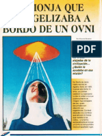 La Monja Que Evangelizaba a Bordo de Un Ovni R-080 Nº041 Reporte Ovni - Vicufo2