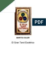 Maritxu Guler - El Gran Tarot Esoterico.pdf