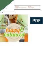Manual de Procedimientos Happy and Balance