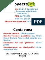 Proyecto ICTA
