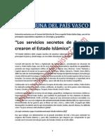 Entrevista Pedro Baños Bajo (geopolítica)O