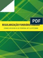 Regularização Fundiária - Cartilha Lei 11977