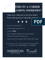 Ameristar Dealer Training Flyer Draft