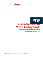 A Synchronous Visitor Tracking Scripts