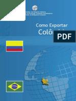 Como exportar Colombia