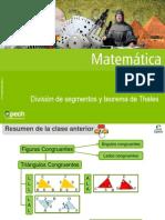 Clase 15 División de Segmentos y Teorema de Thales (Estándar)(Full Permission)