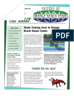 FOBT Newsletter July 2009