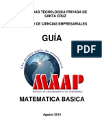 Guia de Matemática Utepsa Turismo