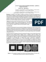 funciones de creencia para aplicaciones en procesamiento de imagenes