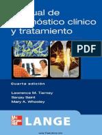 Manual de Diagnóstico Clínico y Tratamiento