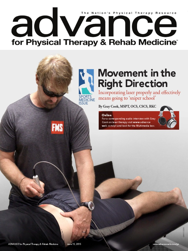 Advance Movement in the Right Direction Gray Cook | Physical Therapy