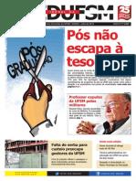 Jornal SEDUFSM Julho 2015