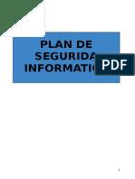 Plan de Seguridad Informativa
