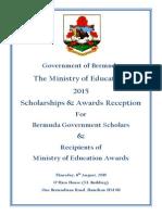 Bda Scholarship Book 2015