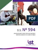 Decreto Supremo 594 Actualizado Junio 2015 Baja