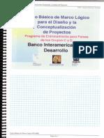 d1 Presentacion Marco Logico Proyectos Bid