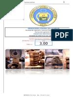 Ejemplo ensayo de materiales informe dosificacion