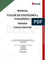 Manual Taller Past. y Panad. I Panadería Alumno