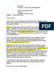 Letter to Arcadia planners about city code violations in Hollis Lane project