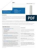 PTP 450 Spec Sheet