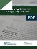 Reformas Legislativas Debates Doctrinarios Codigo Civil Comercial A1 N1