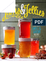 BETTER HOMES AND GARDENS JAMS & JELLIES