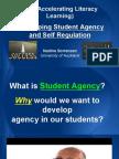 all - student agency presentation (2015) copy