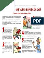 Exposicion Oral