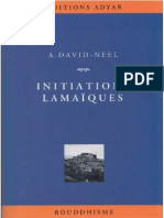 David-h- Initiations Lamaïques