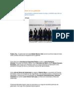 09-08-2015 Puebla Noticias - Presenta RMV Cambios en Su Gabinete