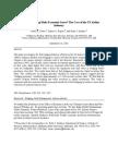2002 - Does Fuel Hedging Make Economic Sense