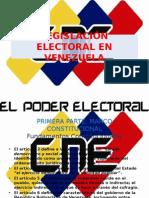 La Legislación Electoral en Venezuela-1