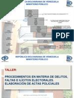 Curso Elecciones Escuela