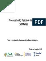 Curso PDI Con Matlab Tema 1