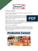 Empresas Carozzi S