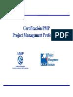 IAAP Examen Certificacion PMP PMI Requisitos