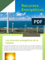 1.3 y 1. 5 Recursos Energéticos