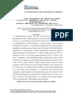 Aprovechamiento Metabolico de Granos de Sorgo en Terneros vs.novillos