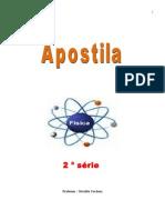Apostila FÃ-sica 2serie