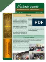 Boletín 4 Proyección Social UNJ