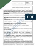 PPS-GAA-P-007 Procedimiento de Homologacion v.5 (1)