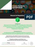 Manual de Requisitos 5.4