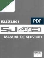 Manual Servicio Sj 413