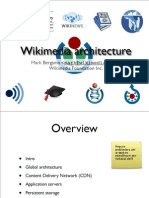 Wikimedia architecture