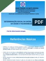 Aula 1- Determinação Social Da Saúde_Vulnerabilidade_Conceito de Saúde[1] (1)