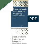 Desenvolvimento profissional de professores