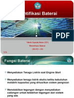 3a - identifikasi baterai